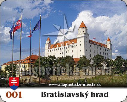 Magnetka - Bratislavský hrad
