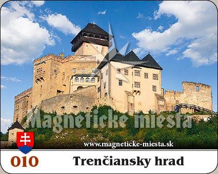 Magnetka - Trenčiansky hrad