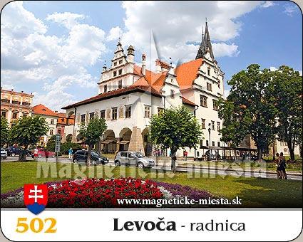 Magnetka - Levoča