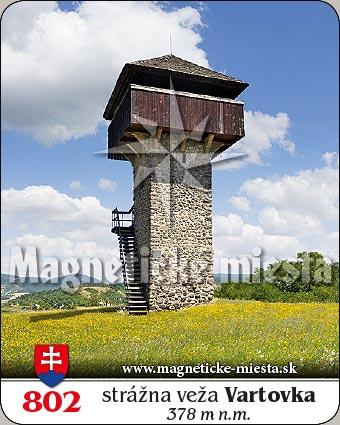 Magnetka - Strážna veža Vartovka