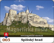 Magnetky: Spišský hrad