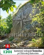 Magnetky: Kamenný vodopád Šomoška