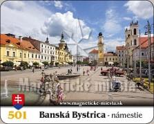 Magnetky: Banská Bystrica