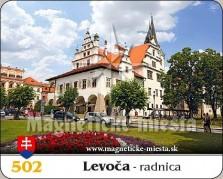 Magnetky: Levoča